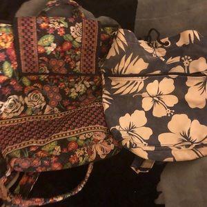 Hawaiian Mini Backpacks Set